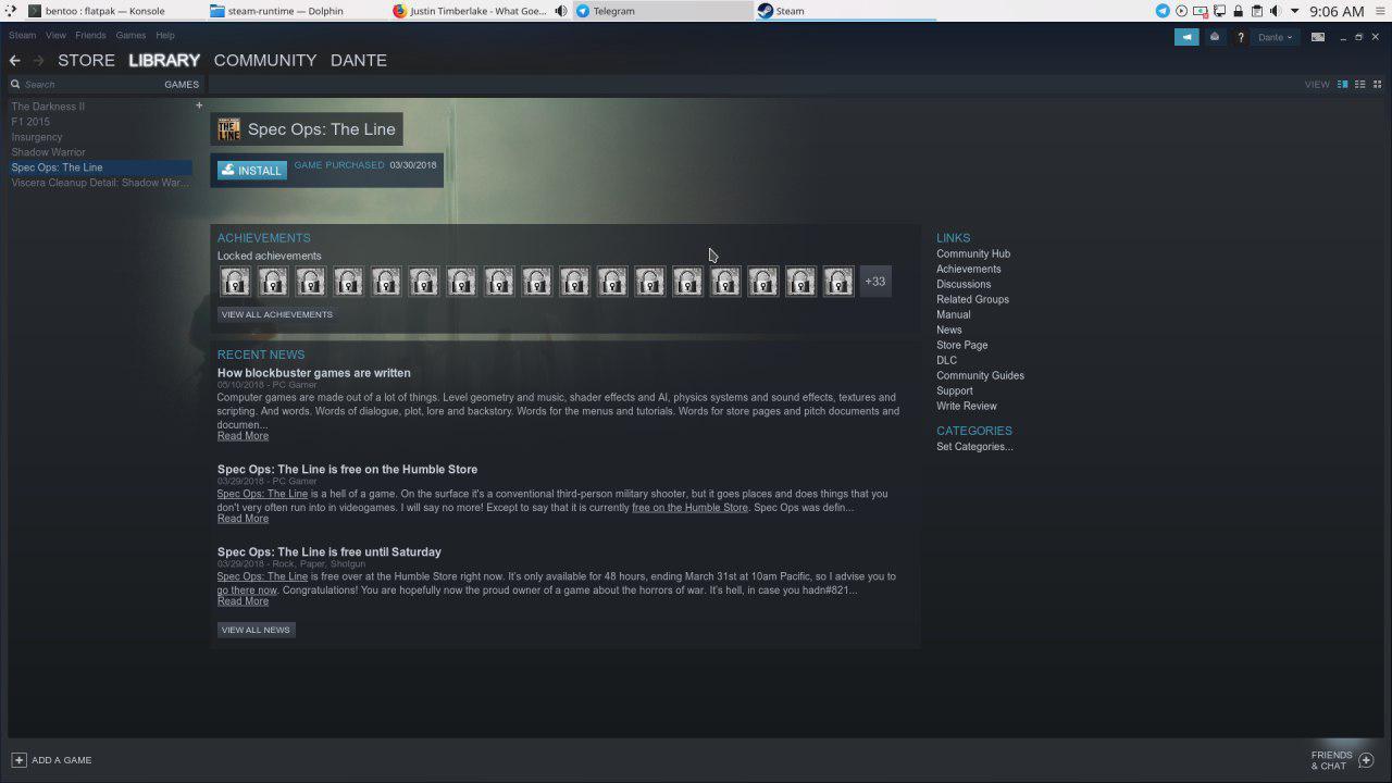 FL-5985] Future support of Steam client - Funtoo JIRA